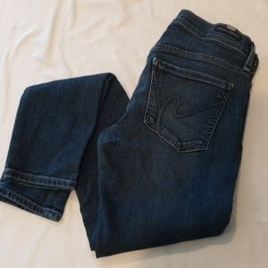 Citizens of Humanity size 26 skinny jeans